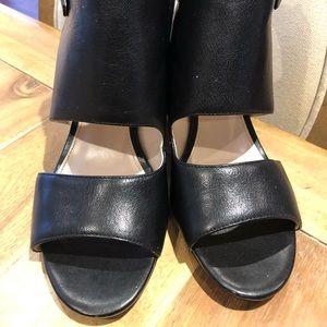 Cole Haan heeled booties